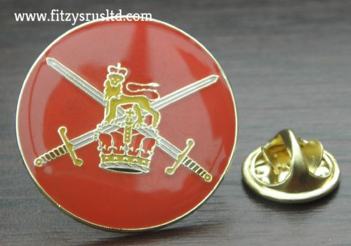 British Army Flag Lapel Hat Cap Tie Pin Badge Military Brooch